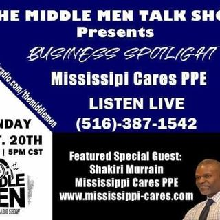 Business Spotlight: Mississippi Cares PPE