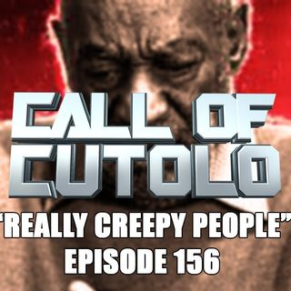 Really Creepy People