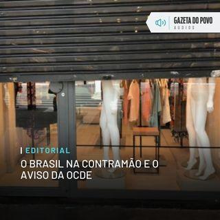 Editorial: O Brasil na contramão e o aviso da OCDE
