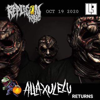 Alla Xul Elu Returns 10/19/20 Replicon Radio
