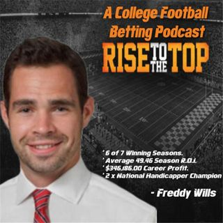 College Football Week 7 Recap & Week 8  Betting Value First Look
