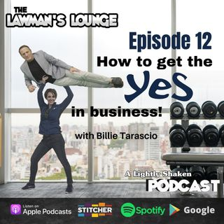 How to Get the YES in Business with Billie Tarascio
