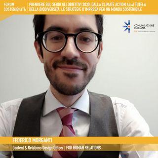 Forum Sostenibilità 2021, 1°giornata | Digital Talk | Prendere sul serio gli Obiettivi 2030