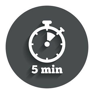 5 Minutes Talk - Oscar