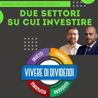 INVESTIRE COME IL GESTORE FONDI 8 DUE SETTORI SU CUI INVESTIRE