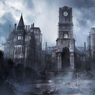 Ep24 - Dungeon World - Liveplay 6ème partie - En route vers le manoire des Weiss part2