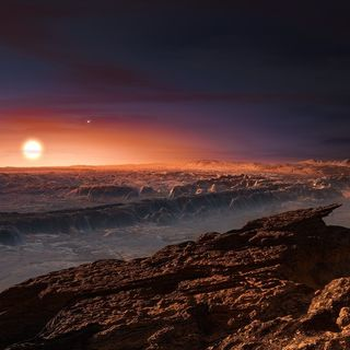 The Pale Red Dot: A Planet Called Proxima b