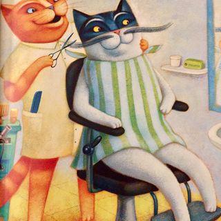 I baffi di Mustà (3+ anni) - Roberto Piumini