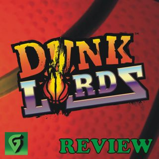 Dunk Lords Review: The 2v2 Basketball Beat 'em up!