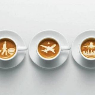 Caffè e viaggio: caffè salentino