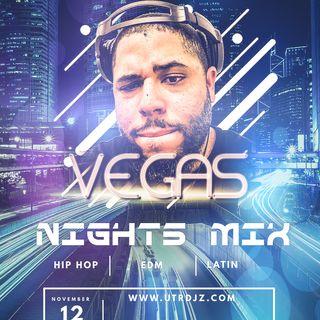 VEGAS NIGHTS MIX (DIRTY) 2019