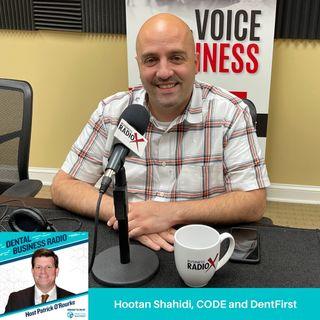 Hootan Shahidi, CODE and DentFirst
