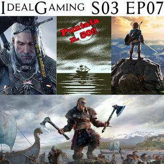 IdealGaming S03 EP07 - I giochi migliori di questa generazione e Assassin's Creed Valhalla