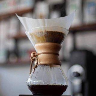 Chemex, un método elegante para preparar y compartir buen café