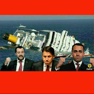 """STAR WARS LA CADUTA DEL GOVERNO Conte, Renzi attacca Di Maio e Salvini: """"Non avete più alibi"""". Loro restano impassibili!"""