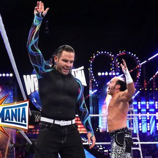 Wrestling 2 the MAX EP 290 Pt 1:  Jeff Hardy DWI, WWE Fastlane 2018 Review