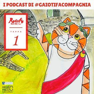 I podcast di #Gaiotifacompagnia - Prima tappa