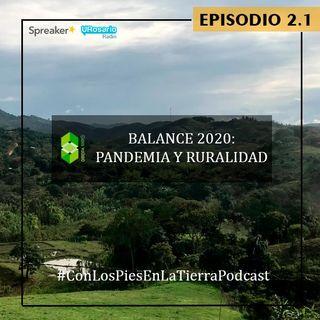 Balance 2020: Pandemia y ruralidad