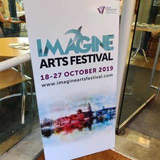 Hear more about the 19th annual Imagine Arts Festival.