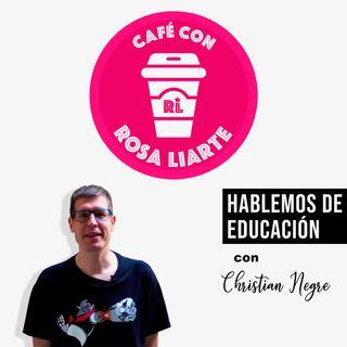 """27. Christian Negre - """"Jugar es fundamental en la vida"""""""