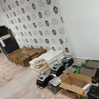 Ejército asegura 200 kilos de cocaína en Tamaulipas