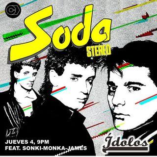 Idolos Soda Stereo