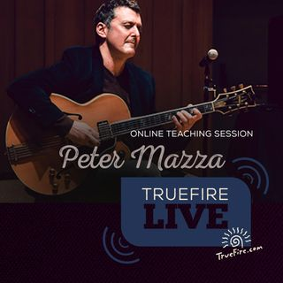 Peter Mazza - Harmonic Supernova for Jazz Guitar
