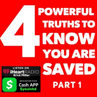 Ep 162 How to know you are saved! What we have in common with Job part 3