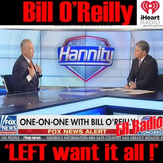 Morning moment Sean Hannity Bill O'Reilly interview Sep 28 2017