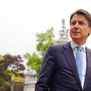 Conte, Renzi, Salvini