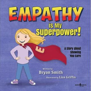 A children's book on Empathy that touchs the heart of kids and adults