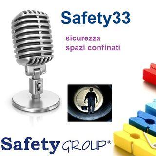 Safety33 Sicurezza negli spazi confinati