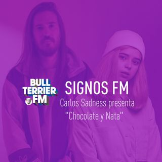 "Carlos Sadness presenta ""Chocolate y Nata"" - SignosFM"