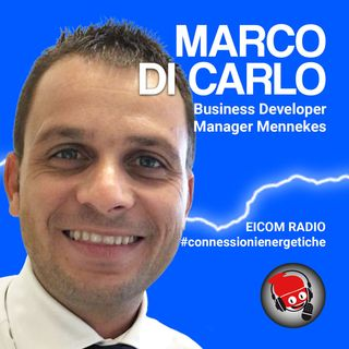 Marco Di Carlo, Business Developer Manager per l'eMobility Mennekes Italia