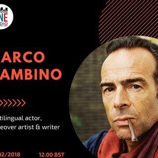 Marco Gambino e Federica Nardacci - Su Maria Callas in teatro il 23 Febbraio a Londra