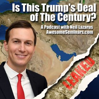 "LEAKED: Is this Trump's ""Deal of the Century"" for Israel and the Palestinians?"