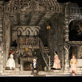 L'Opera 43 - G. Rossini - Cenerentola - Bartoli, Dara, Gimenez, Campanella