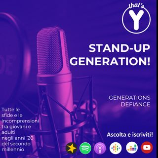 """""""Stand-Up Generations!"""" [Generations Defiance]"""