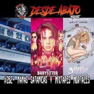 D.A. 262- Nanas satanicas y mixtapes mortales