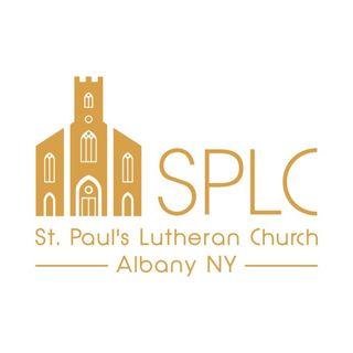 St. Paul's Lutheran Church's tracks