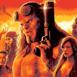Damn You Hollywood: Hellboy (2019) Review
