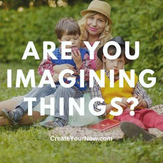 2359 Are You Imagining Things?