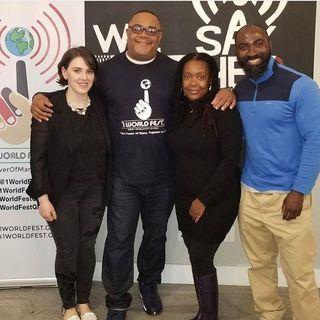 Radio 1World Fest Global - Ep17 Immigrants For Positive Change