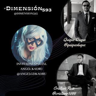 ANGEL KAORU || COSPLAYER || HISTORIAS PARANORMALES DE LOS DIMENSIONADOS