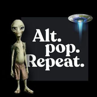 UFO Buster Radio News – 368: Guests Marie Nicola and Chrissy Newton From Alt.Pop.Repeat, Stop By To Talk UFOs