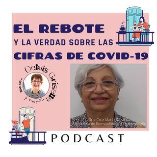 Verdades sobre el rebote de COVID-19