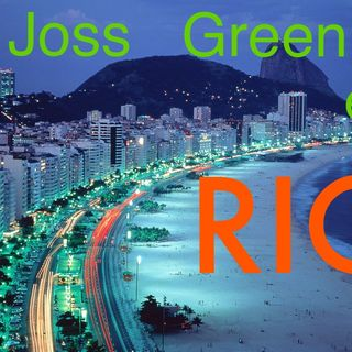 para el Interpodcast 2018,IDEAS LOCAS se transforma en JOSS GREEN LIVE