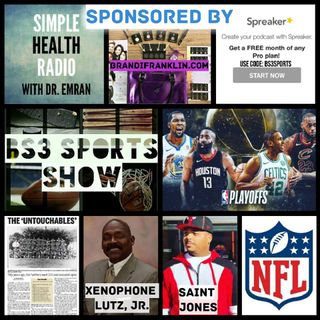 "BS3 Sports Show - ""The Untouchables"""