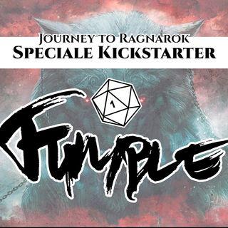 Journey to Ragnarok - Speciale Kickstarter