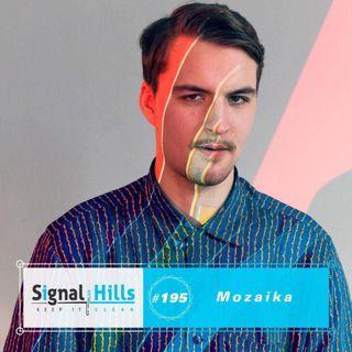 Signal Hills #195 Møzaika